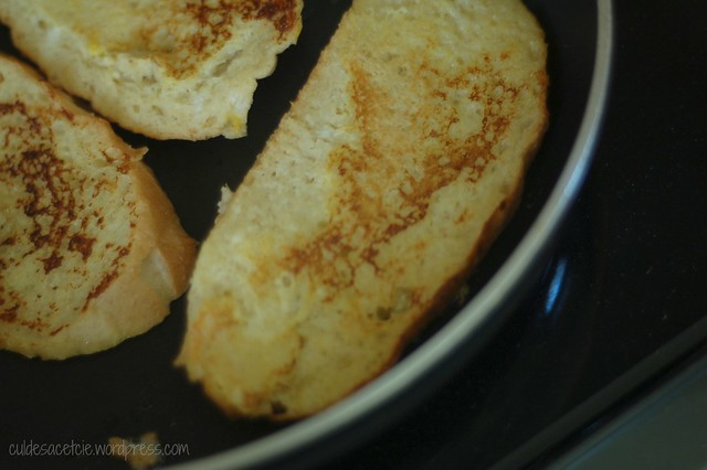 French toasts recipe