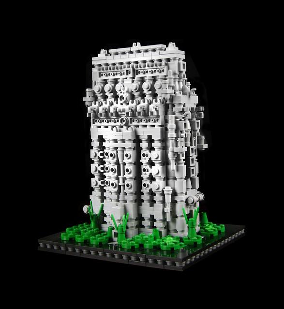 【使用ブロック数十万個】レゴビルダー「Mike Doyle」さんの作品まとめ
