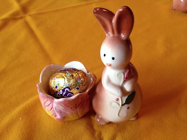 I hope you had a hoppy Easter!