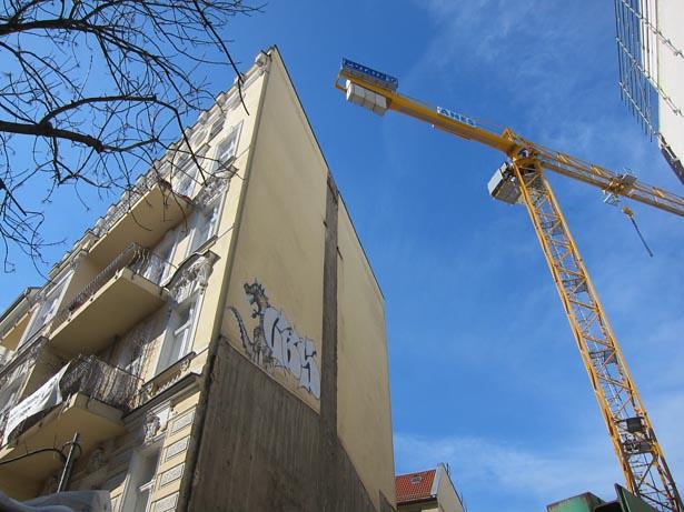 Berlin grafitti sju