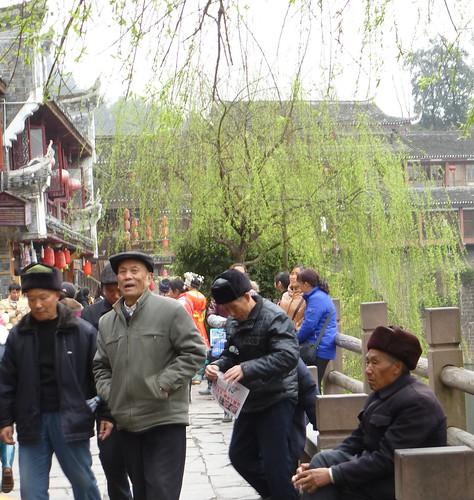 Hunan13-Fenghuang-Habitants (12)