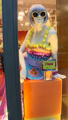Peeps & jellybean dress @ IT'SUGAR Upper Westside NYC by Kenley Collins