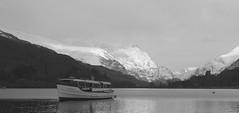 Snowdon Star on lake Padarn