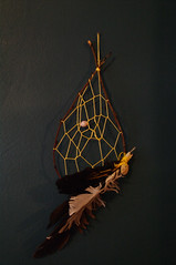 Ethnic Craft: Dreamcatcher