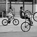 Wheelie by Charlie O'Hay