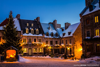 Place-Royale, Quebec City, Canada