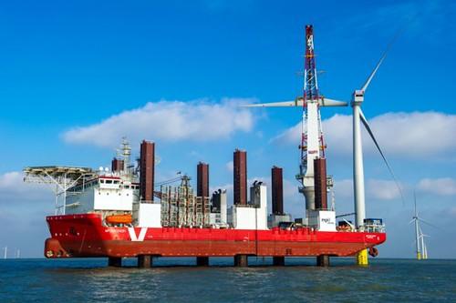 London Array – крупнейшая оффшорная ВЭС вскоре заработает на полную мощность