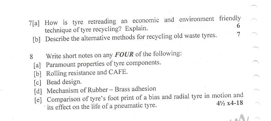 DTU Question Papers 2010 – 8 Semester - End Sem - PT-411