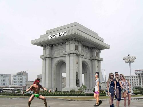 Pyongyang-Coachella