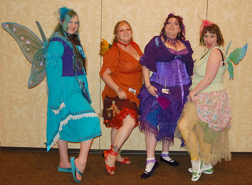 Faerie group