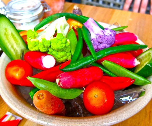 True Food Kitchen Crudite true food kitchen -- healthy, hearty and delicious! | huffpost