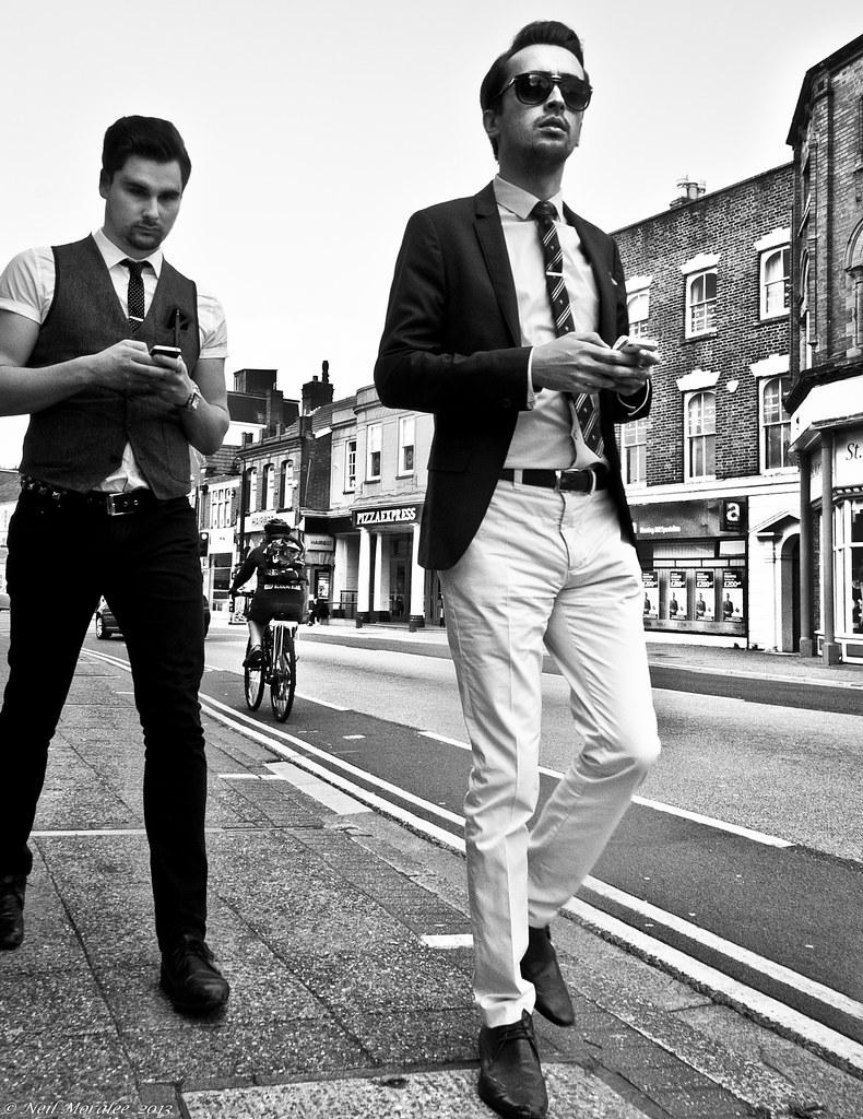 Should Men Wear Pleated Pants