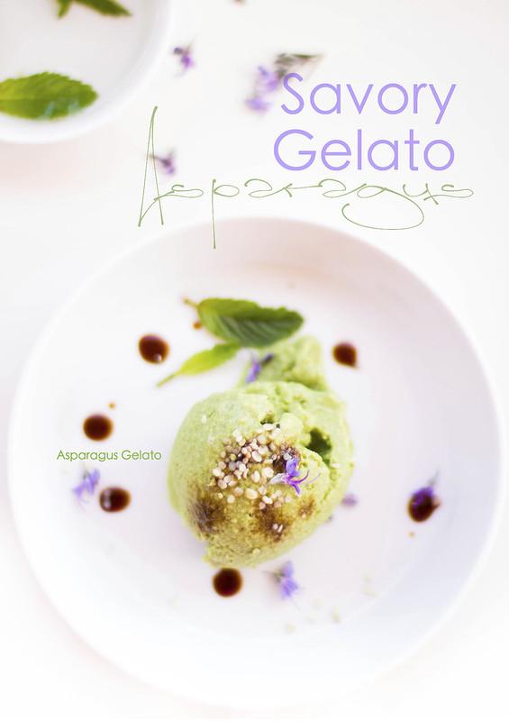 Asparagus Gelato