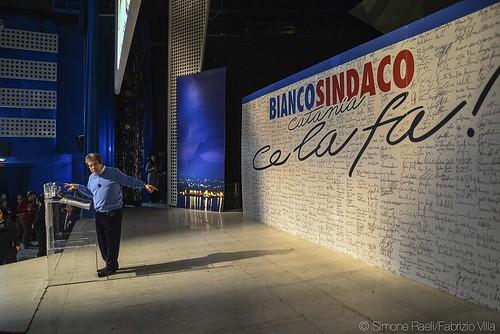 Bianco apre la sua campagna elettorale: