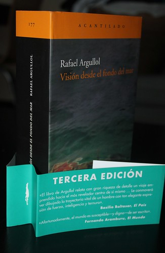 Rafael Argullol Visión desde el fondo del mar
