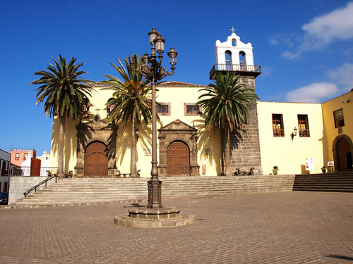 Church in Garachico
