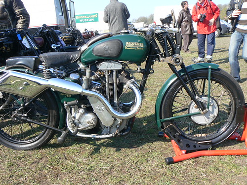 Matchless Brooklands Special 1935