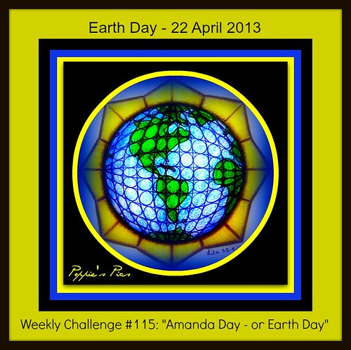 Weekly Challenge #115 Earth Day by Poppie_60