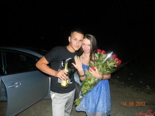 """Concurs """"Cea mai originala cerere în căsătorie!!!"""" > Andrei si Cornelia"""
