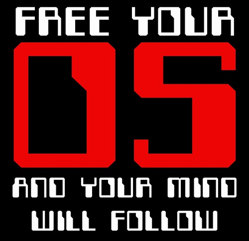 Free your OS and your mind will follow - Linux by Teacher Dude's BBQ