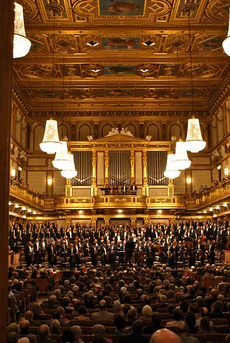 Wiener Symphoniker and Choir at Musikverein