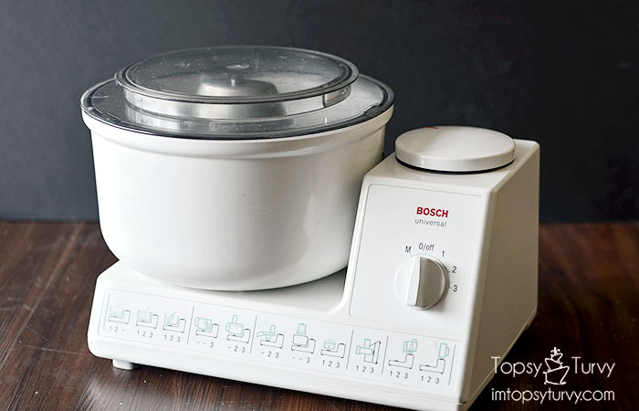The Bosch Universal Mixer Review Ashlee Marie