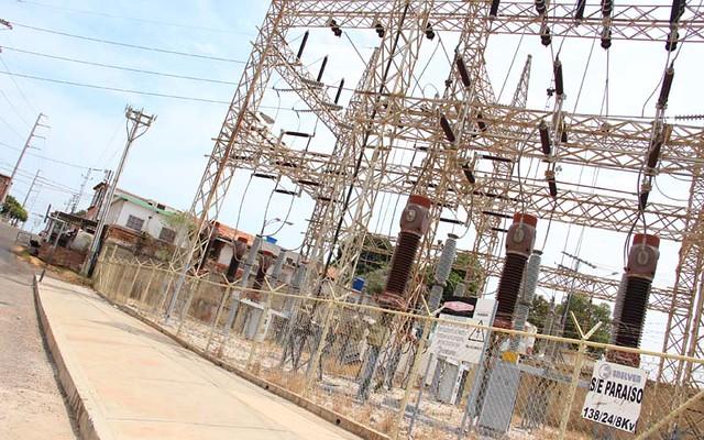 Estación Eléctrica Paraiso