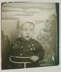 Photobooth with cap