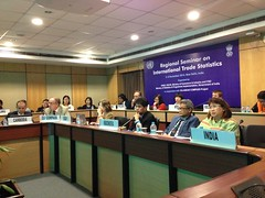 Regional Seminar on International Trade Statistics
