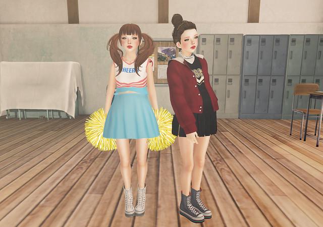 cheer girls♥   Snapshot_53383