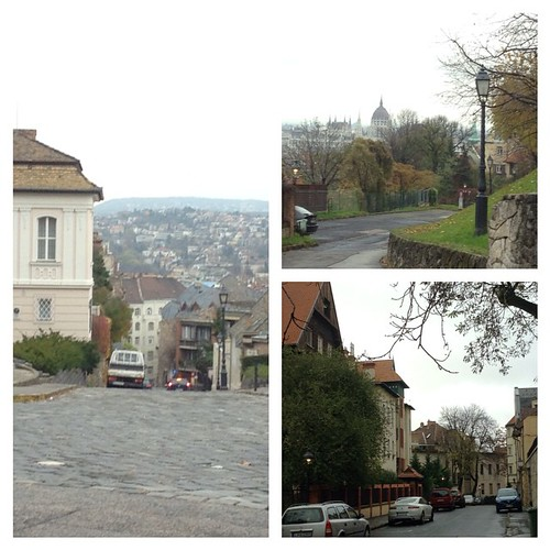 Дождь в Будапеште))) тепло, тихо, зелено))) #будапешт