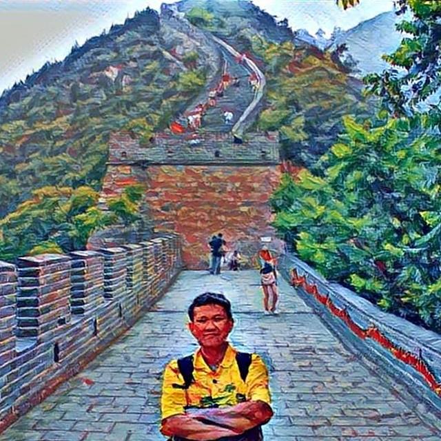 May 2010: The Great Wall of China #greatwallofchina #china #latepost #holiday