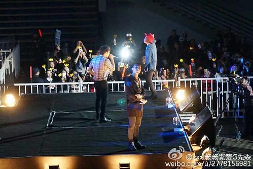 G-Dragon, Seung Ri & Tae Yang - V.I.P GATHERING in Harbin - xxxl畅畅紫爱G先森 - 05