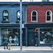 1046 & 1044 Queen St W by Kevin Steele