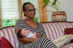 A pleasure to meet you, Grandma Eula