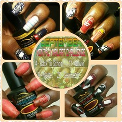 Ck.out @kknailsndesigns for more awesome nails