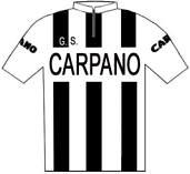 Carpano - Giro d'Italia 1963