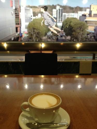 青山スパイラルカフェ