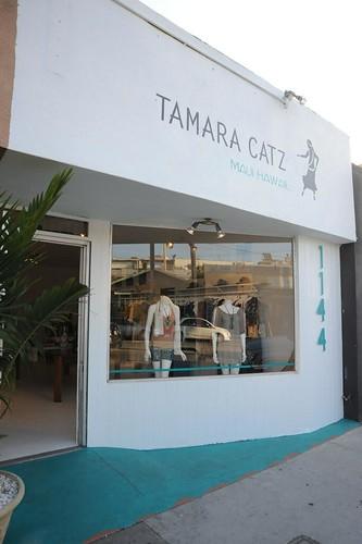 Tamara Catz Boutique Abbot Kinney