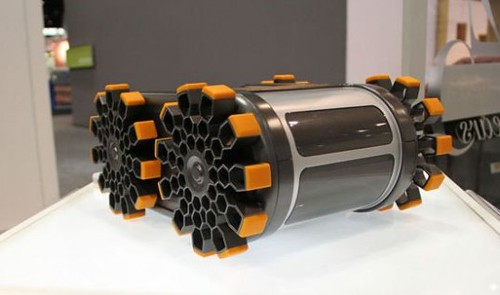 Limbo – робот-пылесос, работающий на энергии мусора