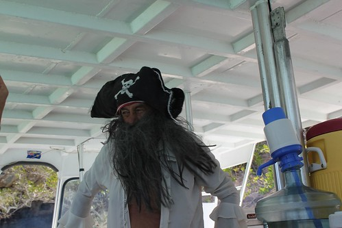Argh! Scurvy Pirates!