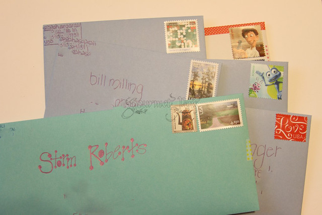 Outgoing Mail - April 6. 2013