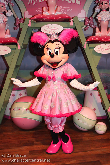 Meeting Minnie Magnifique