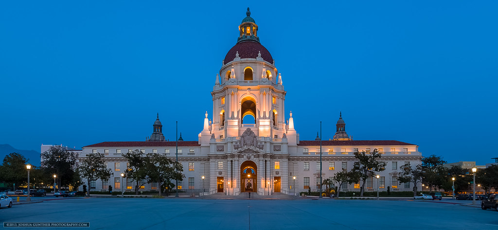 Pasadena City Hall