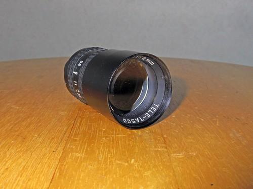 Tele-TASCO 150mm f5.6