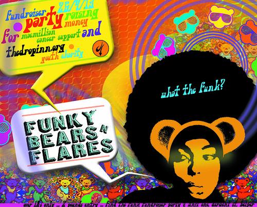 Funky Bears 'n' Flares by thedropinn