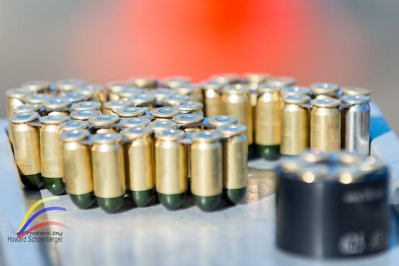 Strange blue 9mm bullet? - Semi-Auto Handguns