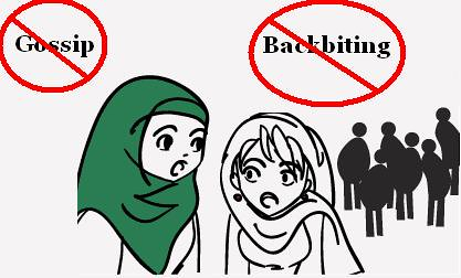 Backbiting