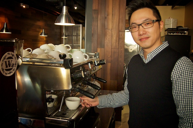 William Chu - WE Coffee Roasters