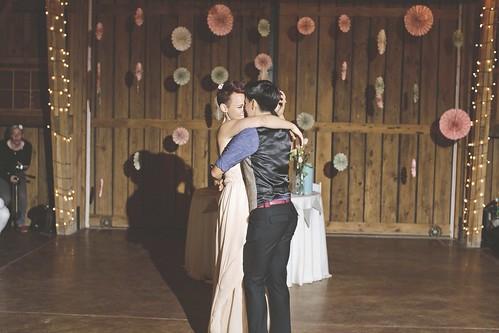 Cole + Kim Wedding 1st Dance